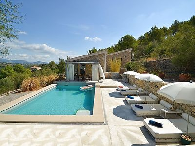Photo for Vacation home Puigferrer in Mallorca/Selva - 6 persons, 3 bedrooms