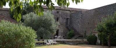 Photo for Charming house in quiet village close to Uzes