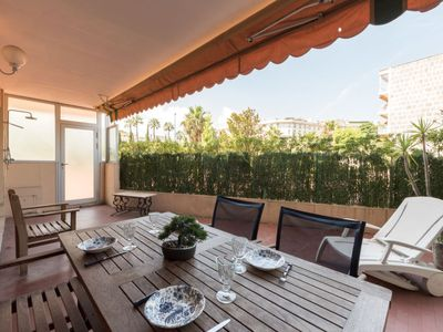 Photo for Apartment Les Oliviers in Cannes - 4 persons, 1 bedrooms