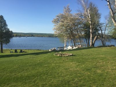 Newly remodeled Coach House on Crooked Lake