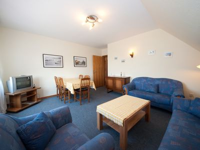 Photo for Non smoking comfortable apartment for 2 to 6 people