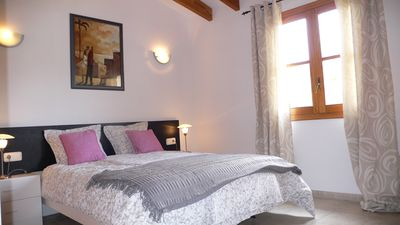 Photo for Modern Apartment with Internet, pool & fantastic mountain view in Port de Sóller
