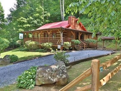 Photo for BEAR NEKKID...MAKE IT YOUR HOME IN THE SMOKIES!