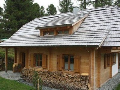 Photo for Lovely new chalet on the Turracherhöhe, directly at the ski slope