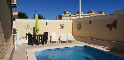 Photo for super Villa pisc. private heated in summer for 6 p