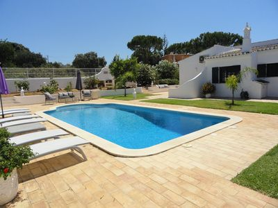Photo for Casa Azinheira is a superb 3 bedroom with Pool, 5 mins drive Vilamoura Marina