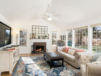 Photo for New! Upscale + Updated Coastal Colonial Near Beach