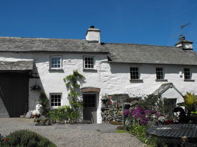 Photo for Crumble Cottage 5 star luxury Cartmel.