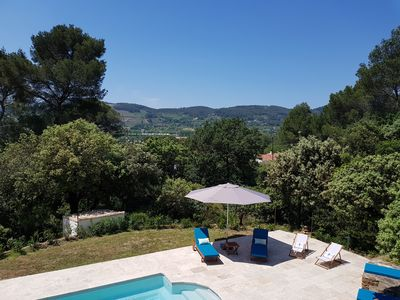 Photo for The calm of the Provencal countryside near the sea and the city