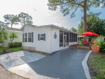 Photo for Sweet 2 Bed Vacation Cottage in Sherwood Forest Resort 3 Miles to Disney World