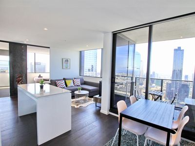 Photo for Nest Apt -  High Floor- Sea View- 2 bdr 1 bth Heart CBD