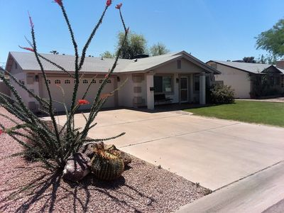 Photo for The Casita -- Modern 3-bdrm, Walk to Asu