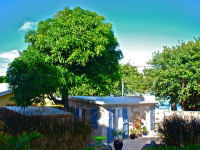 Photo for Charming bungalow at the water's edge, located at Saint Pierre, Reunion Island.