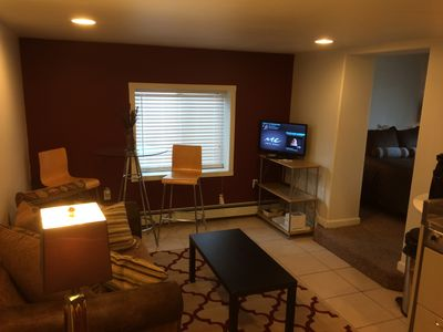 Photo for Downtown Suite #2, Free WiFi and Laundry!