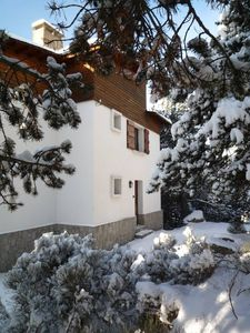 Photo for Font Romeu Odeillo Via: Large & comfortable chalet - good position with mountain view