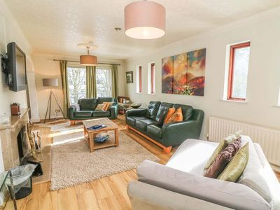 Photo for SANDOWN: Spacious 4 Bedroom en Suite in Bowness, dog friendly parking for 4 cars