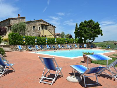 Photo for 1BR Apartment Vacation Rental in Montecatini Val di Cecina