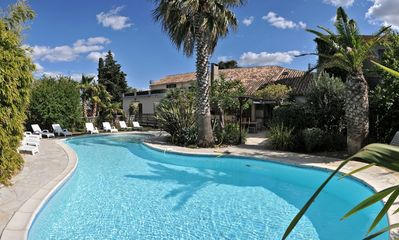 Photo for Holiday rental 7 bedrooms for 16 people in Languedoc Roussillon