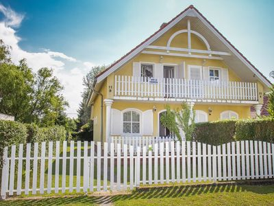 Photo for Holiday house just 100 meters from Lake Balaton