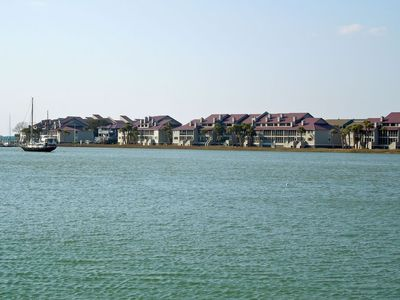 Photo for 26 Mariner's Cay, another of Follys Best Rentals. 3 Br 2 bath River Front