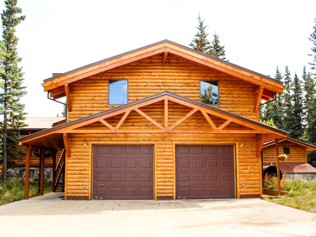 Denali Hideaway   Half A Mile Off The Highway, A Million Miles From Ordinary
