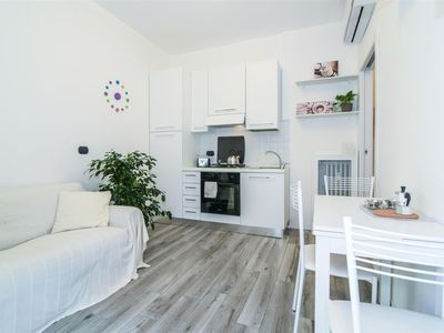 Photo for Cozy apartment in Viale Corsica