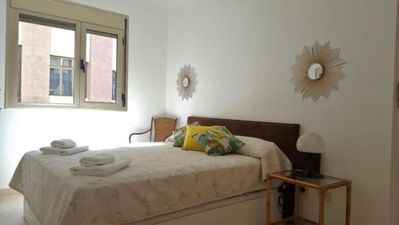 Photo for Holiday apartment Las Palmas de Gran Canaria for 1 - 4 persons with 2 bedrooms - Holiday apartment