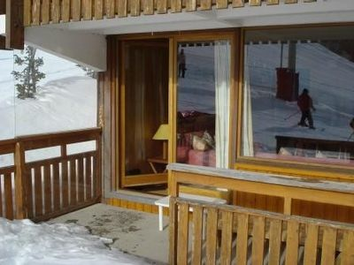 Wonderful family apartment, downtown Plagne