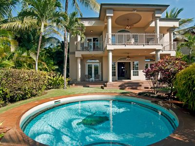 Photo for THE WHALE HOUSE - POOL & OCEAN VIEWS near BEAUTIFUL BEACH