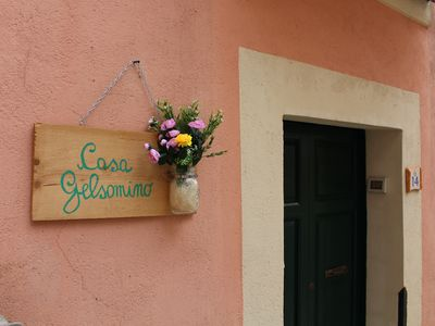 Photo for Typical house in the heart of the medieval village of Sclafani Bagni