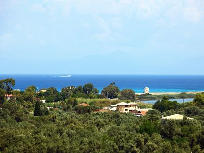 Photo for SEA VIEW APARTMENT  IN LEFKADA TOWN