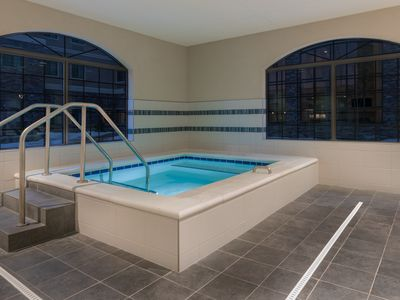 Photo for Equipped Queen Studio | Free Daily Breakfast, Business Center + Heated Indoor Pool Access