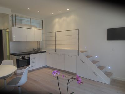 Photo for STUDIO CENTER CITY OF NICE CONDITIONING WITH SMALL TERRACE