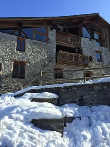 Photo for Renovated, traditional way, for 10 people, 200 m from televillage Paradiski