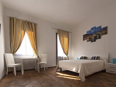 Photo for Large comfortable apartment for Venice
