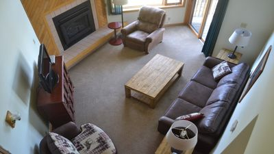 Photo for Northwoods Condo on Lake Minocqua - Less than a Mile From Downtown!