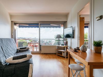 Photo for 1BR Apartment Vacation Rental in Biarritz, Pyrénées-Atlantiques