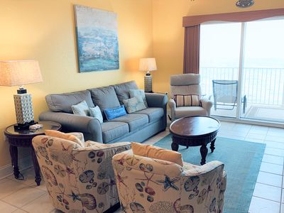 Photo for Crystal Shores 804 - Beautiful beachfront condo with great views!!