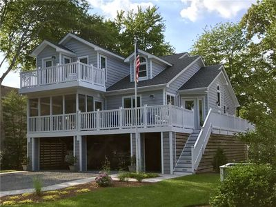 Photo for Absolutely beautiful 4 bedroom home in Town of Bethany Beach