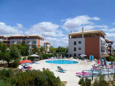 Photo for 2 bedroom apartment in Parque da Corcovada - Albufeira