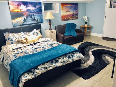 Photo for COZY HUGE STUDIO 4 MINS AWAY FROM GWB TO NYC
