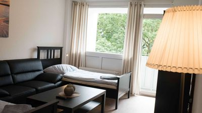 Photo for 1BR Apartment Vacation Rental in Düsseldorf