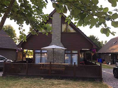 Photo for Beautifully Appointed, Renovated Lodge - Walk to Lake, Forest, Pubs,Restaurants
