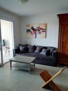 Photo for Apartment T3 at 600m from the beaches
