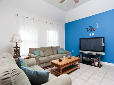 Photo for Sanctuary Condo 4 - Incredible Island Home with Dazzling Swimming Pool Oasis and Private Balcony