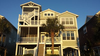 Photo for Best location at OIB! Upgraded for 2019! Luxurious, clean and spacious.
