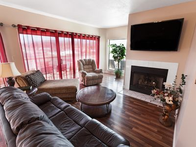Photo for Home Away From Home,  3 Bedroom 2 Bath Condo. Located On Main Strip