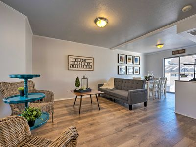 Photo for NEW! Bright Provo Townhome-by BYU, Hiking, & Town!
