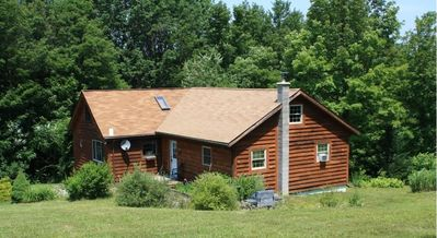 Photo for BEAUTIFUL PRIVATE GETAWAY CABIN -PETS WELCOME! - WiFI  - NEAR WELLSBORO