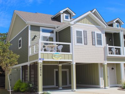 Photo for After Dune Delight at Beacon Villas 4 Bedroom Townhouse, Community Amenities w/ Pool!